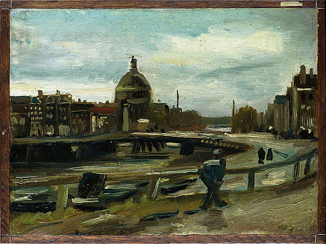 The 7 most important places in Amsterdam related to the life of the painter Vincent van Gogh